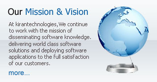 Our mission & Vision :.. more info click here
